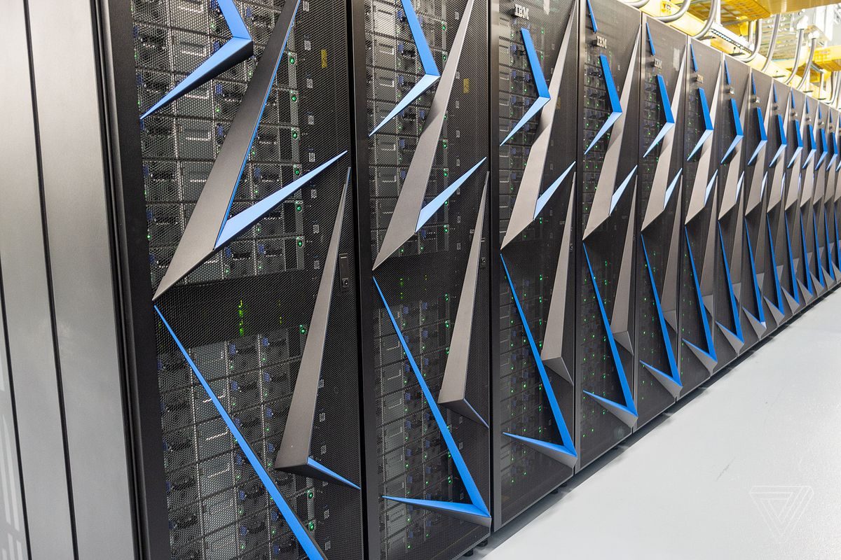 The world's fastest supercomputer is back in America - The Verge