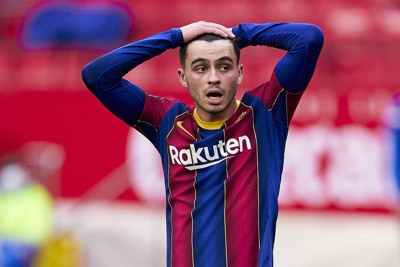 Barcelona hit by Pedri injury blow