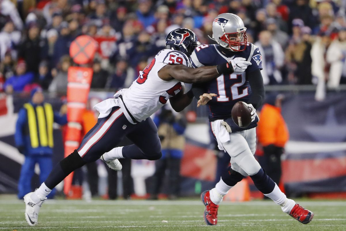 877771f9 2016 NFL Playoffs Final Score: Texans 16, Patriots 34 - Battle Red Blog