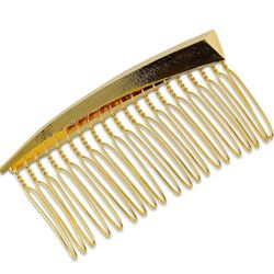 Tusk Comb in Gold, $120