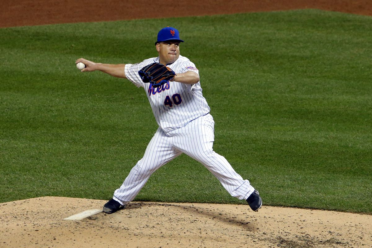5d6f7ceec Mets re-sign Bartolo Colon to 1-year, $7.25 million deal - MLB Daily ...