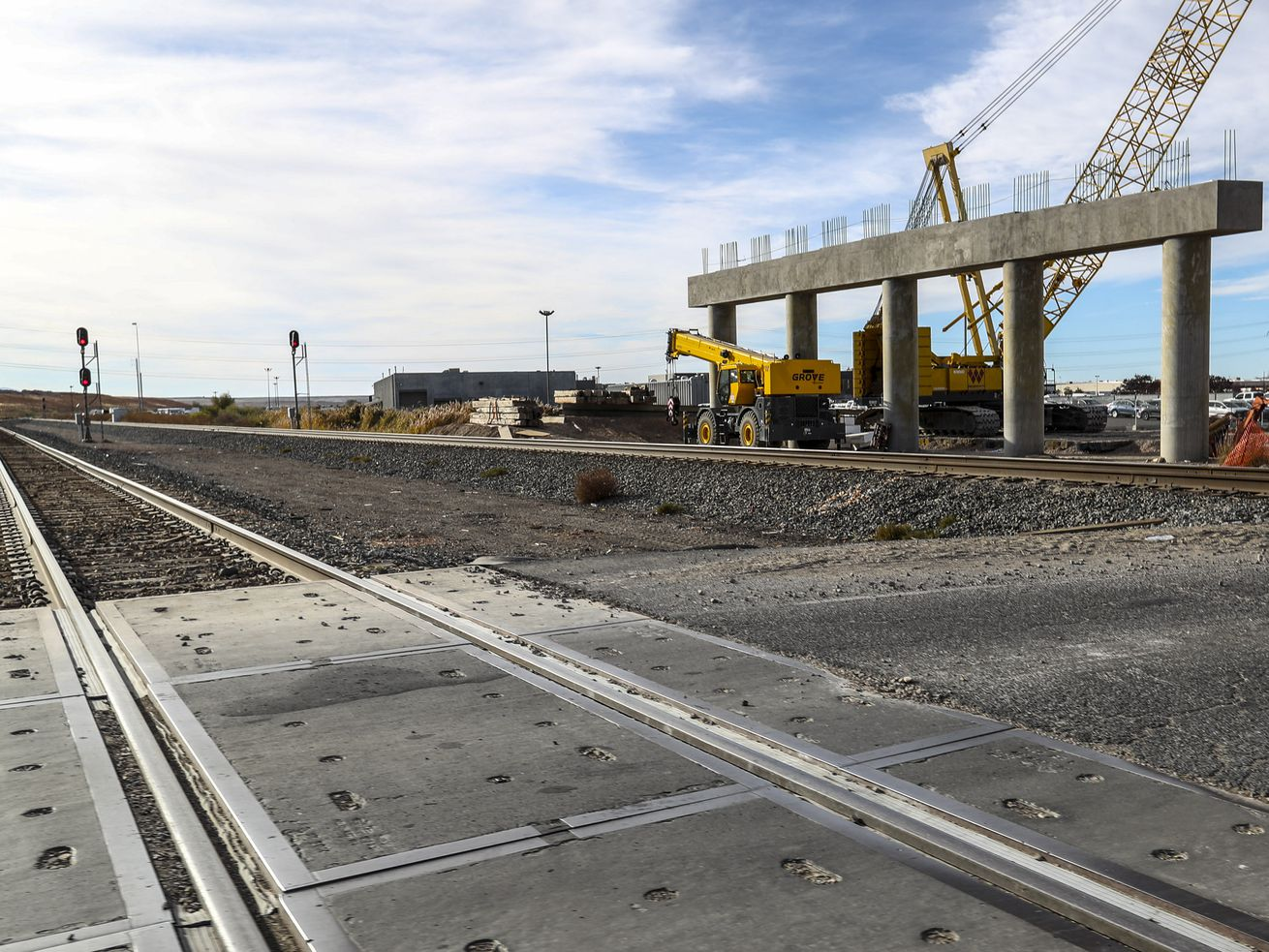 Officials hope new bridge can ease traffic woes in Salt Lake City