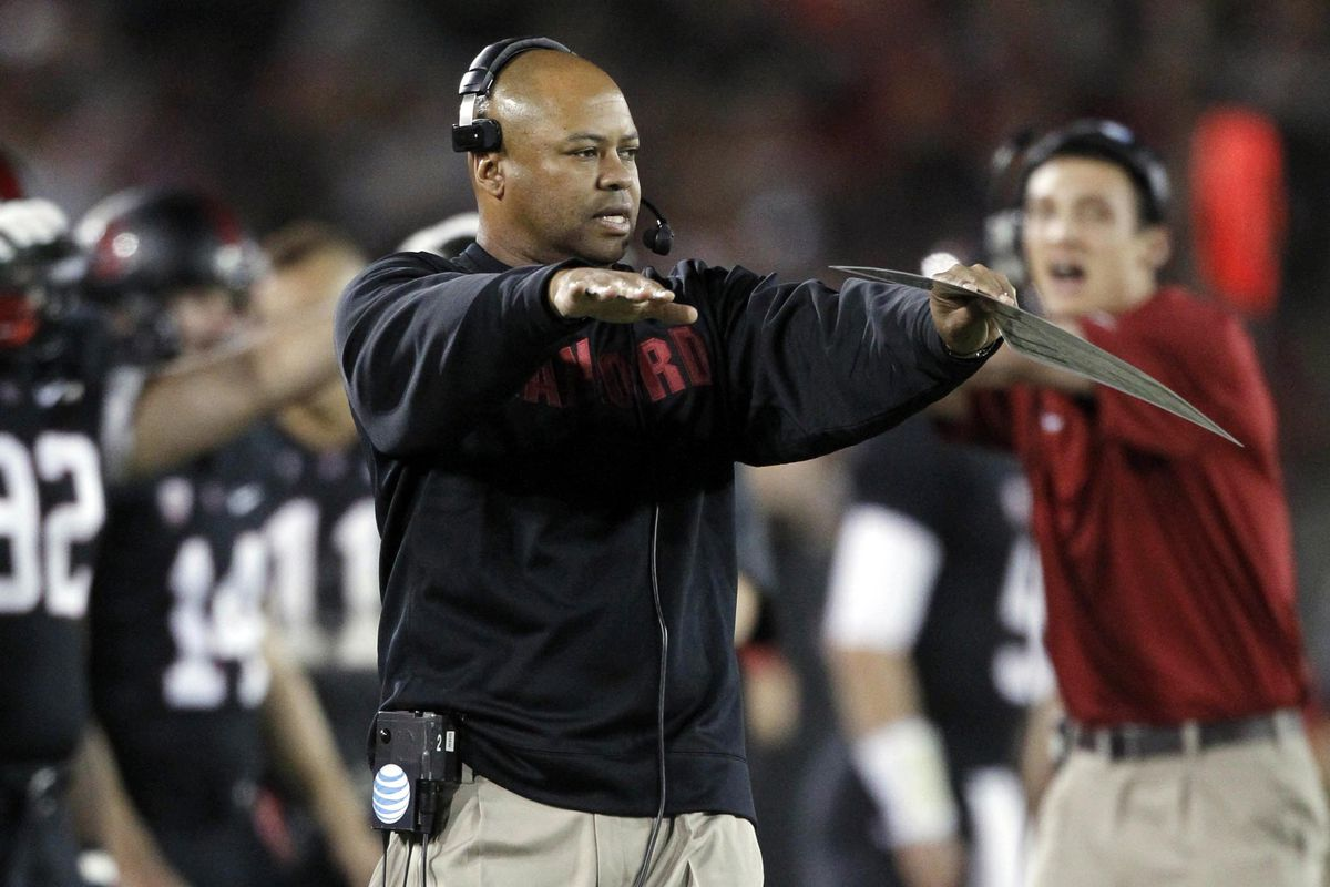 Coach David Shaw wants his injured defenders to stay on the ground so that they can recieve the medical care they require.
