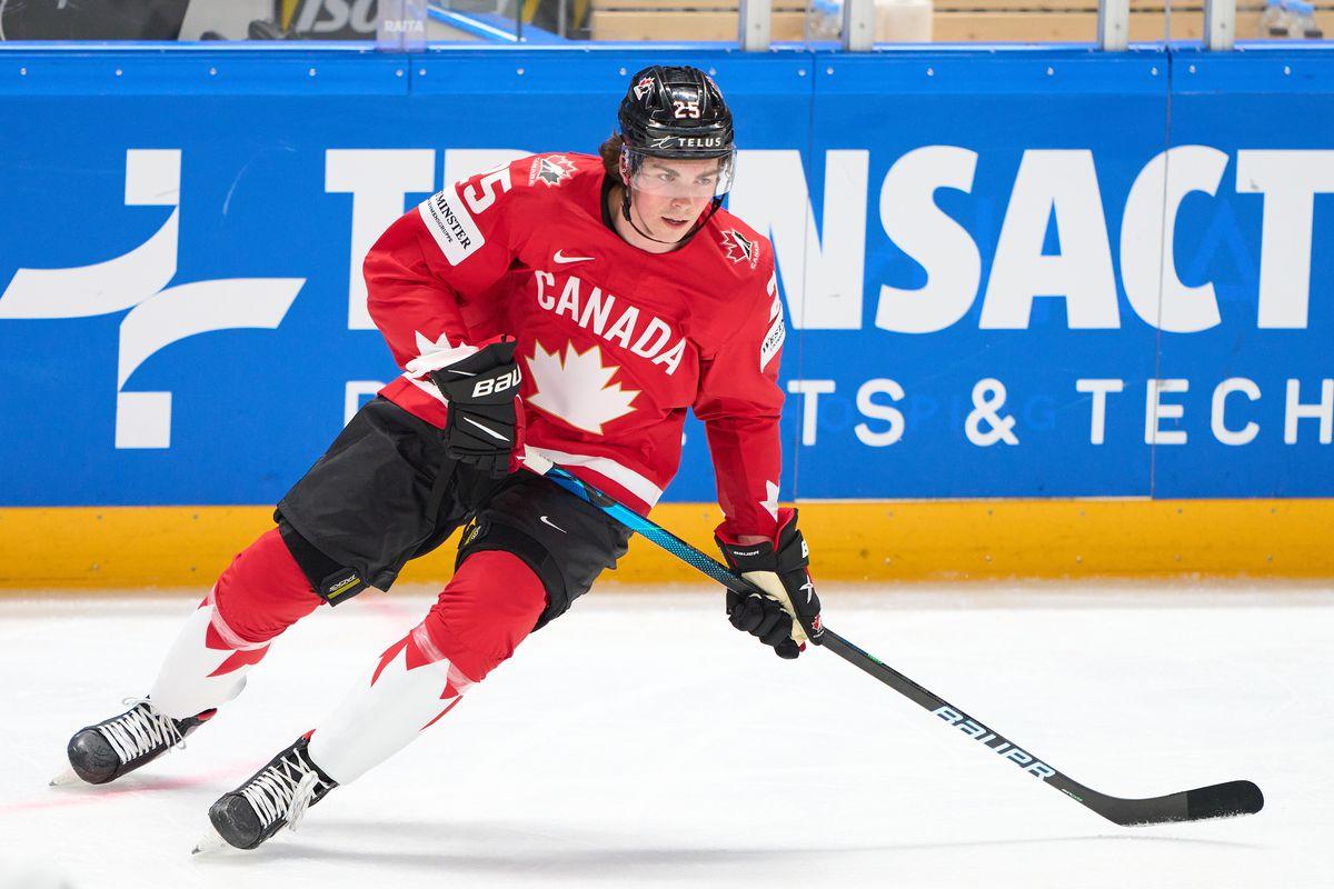 Canada v United States: Group B - 2021 IIHF Ice Hockey World Championship