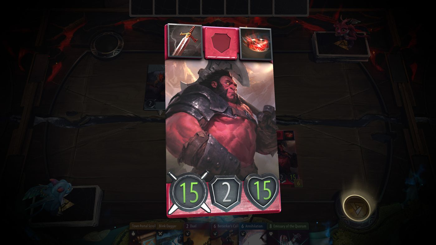 Artifact review: Valve's card game is deep, but burdened by
