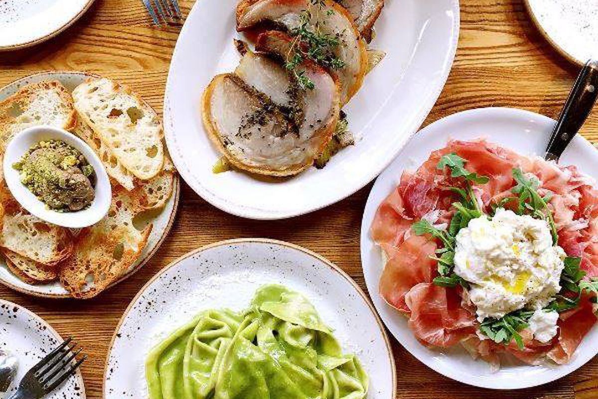 The Factory Kitchen Brings Northern Italian Fare To The