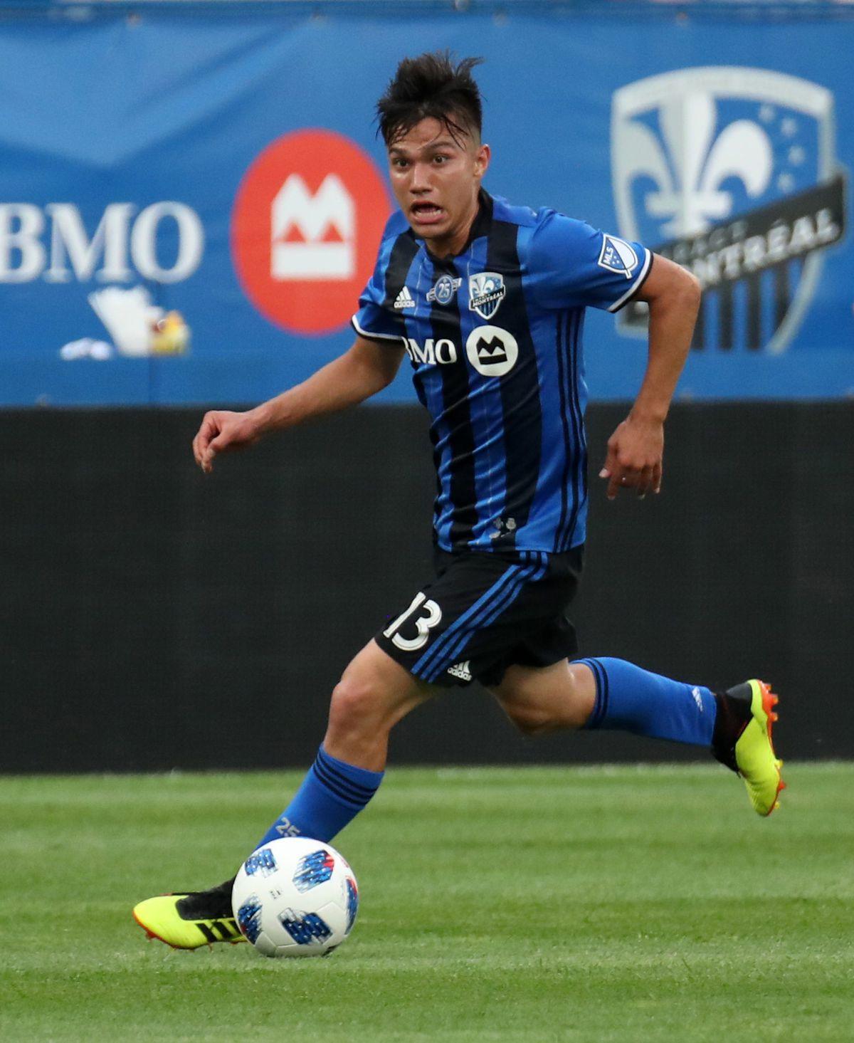 MLS: Sporting KC at Montreal Impact