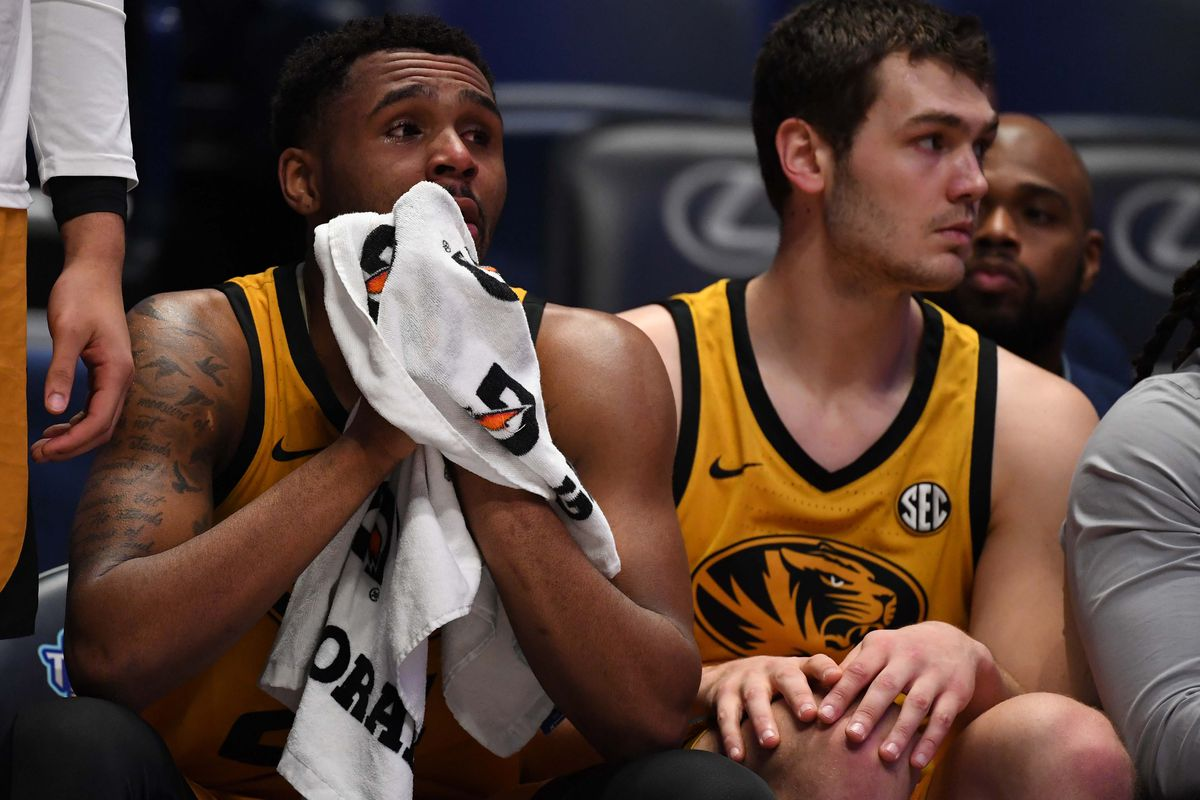 NCAA Basketball: SEC Conference Tournament-Auburn vs Missouri