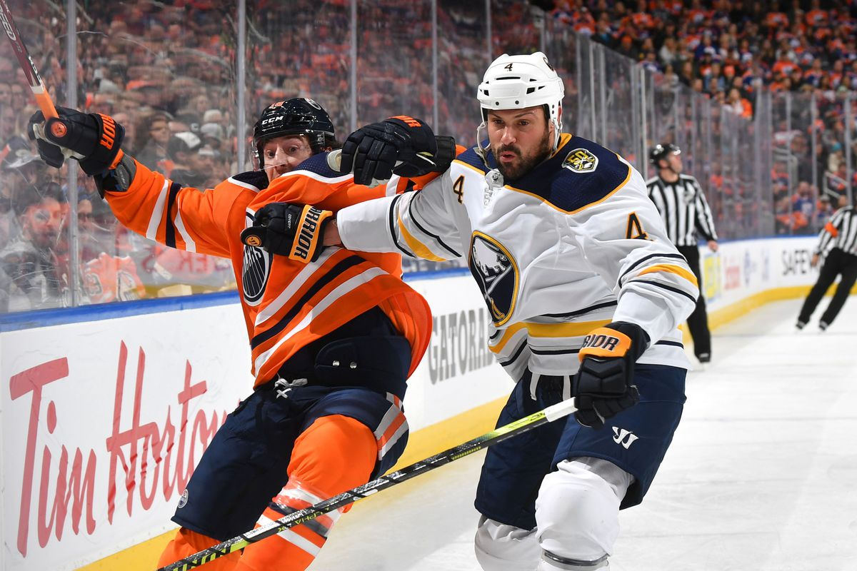 Buffalo Sabres v Edmonton Oilers