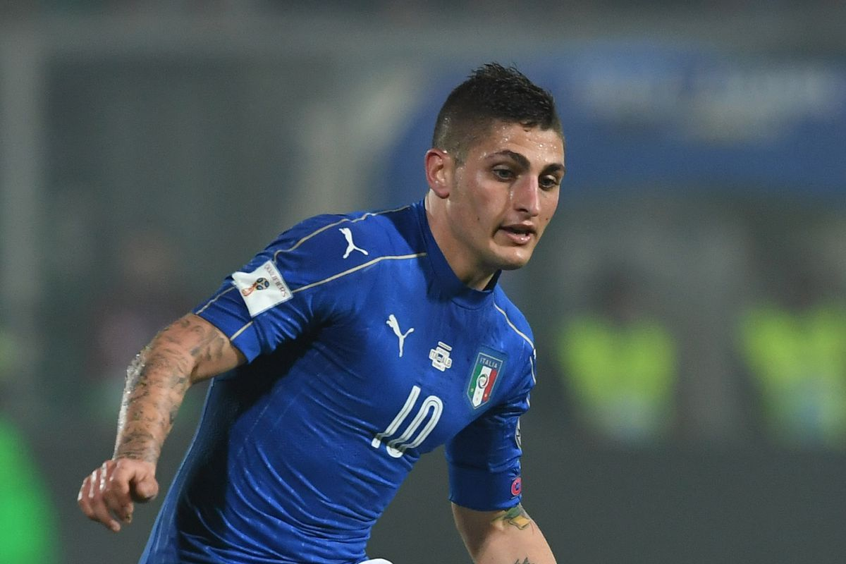 "Barcelona ""Ready to Die"" For PSG s Marco Verratti Catalan Paper"