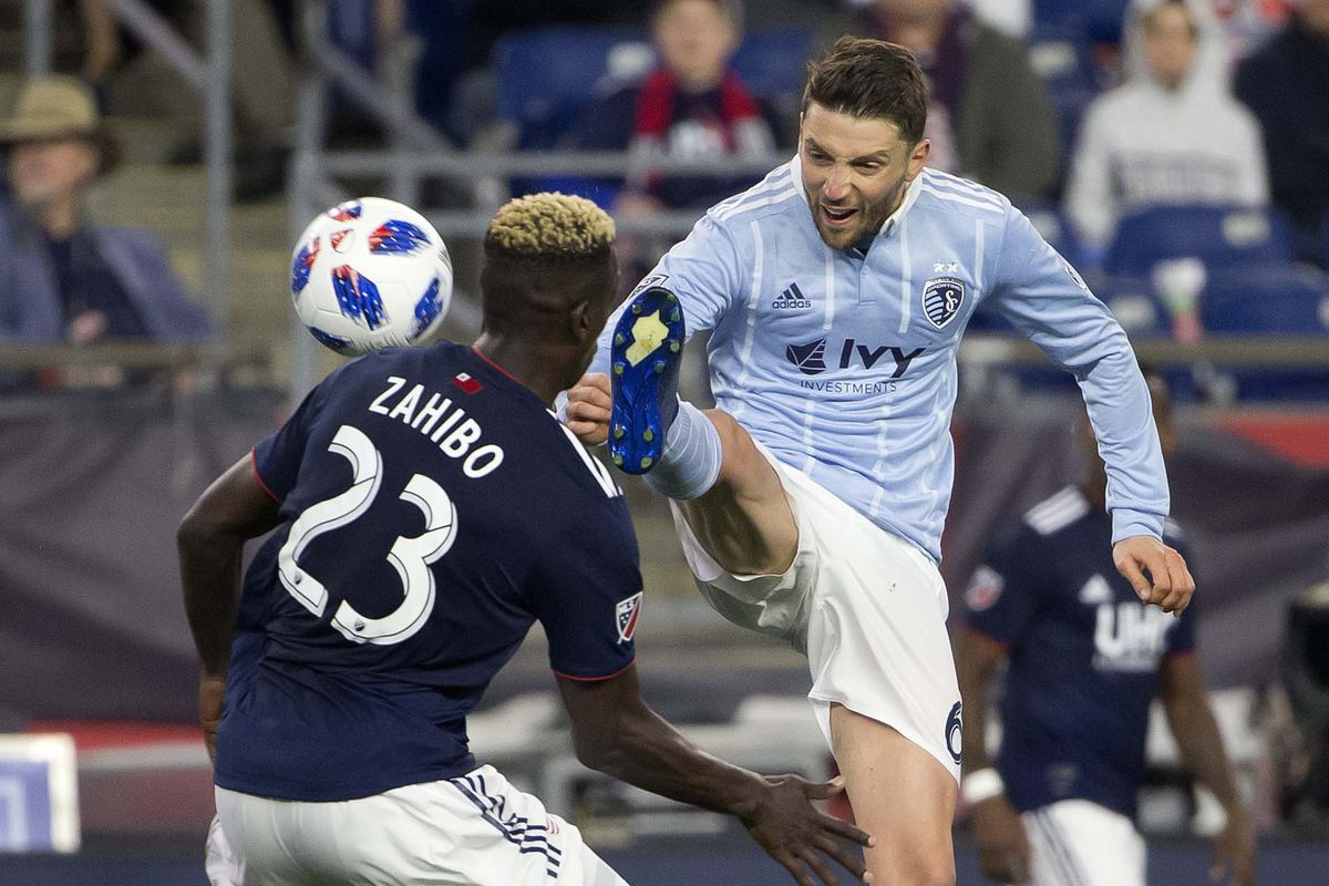 Predict the Lineup: Sporting Kansas City vs. New England Revolution