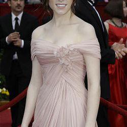 Anna Kendrick arrives at the 82nd Academy Awards Sunday.