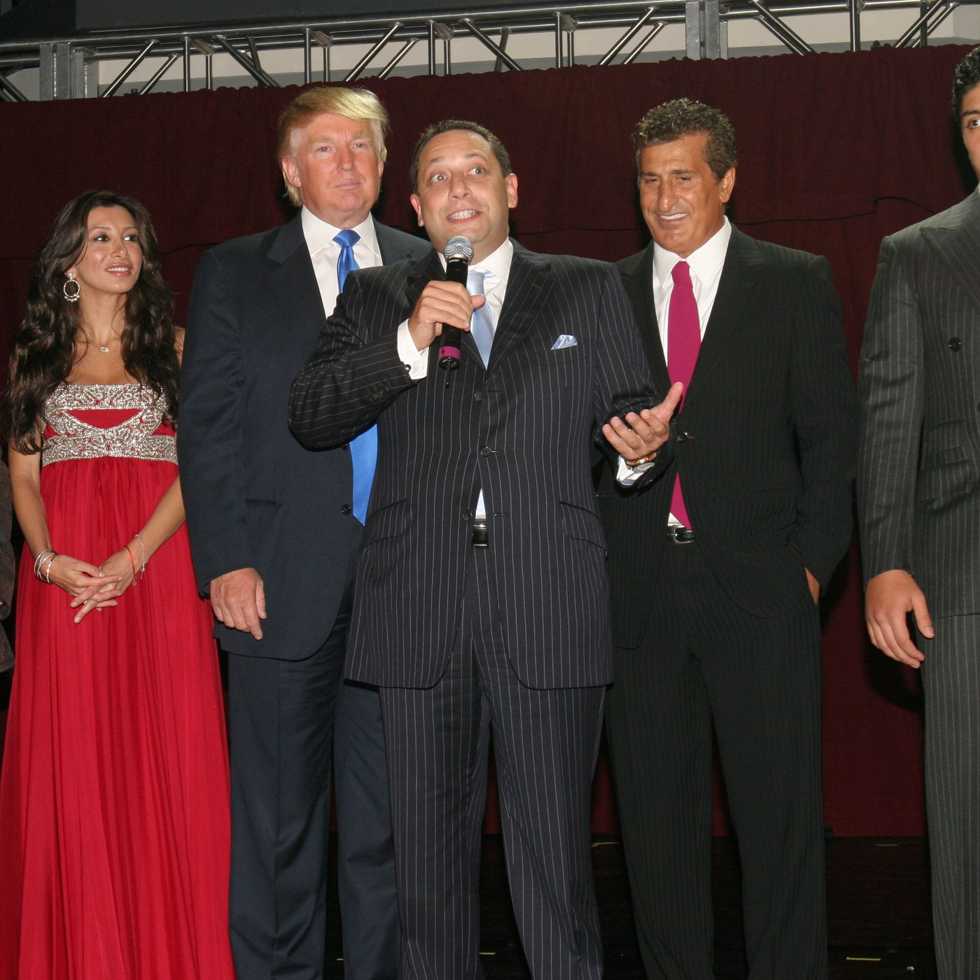 Felix Sater, Trump Tower Moscow lead, explained - Vox