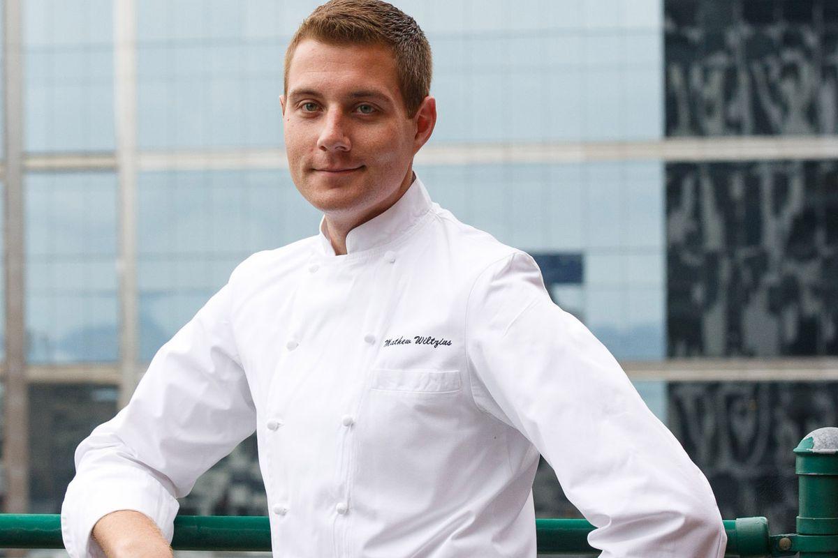 New Lockwood chef Mathew Wiltzius