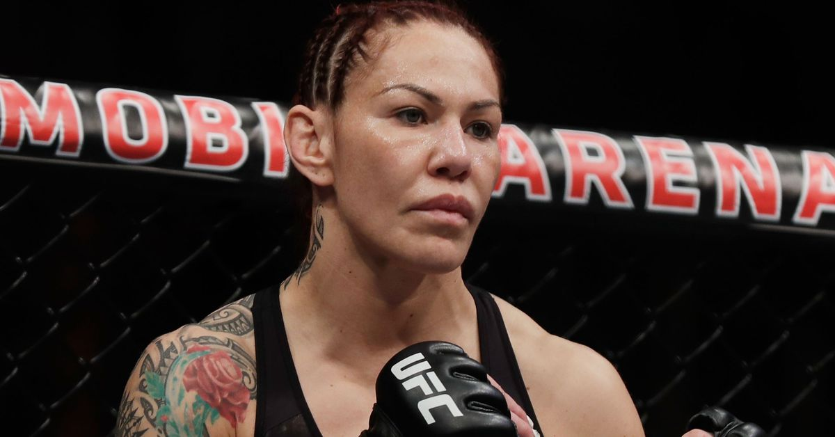 Cris Cyborg is The Body Locks 2020 Female Fighter of the Year