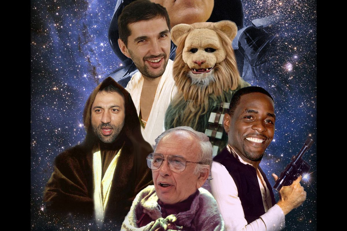 May The Fourth Be With You.