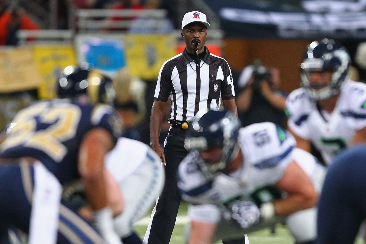 Nfl Referee Avoided Washington Games For 8 Years Over Name