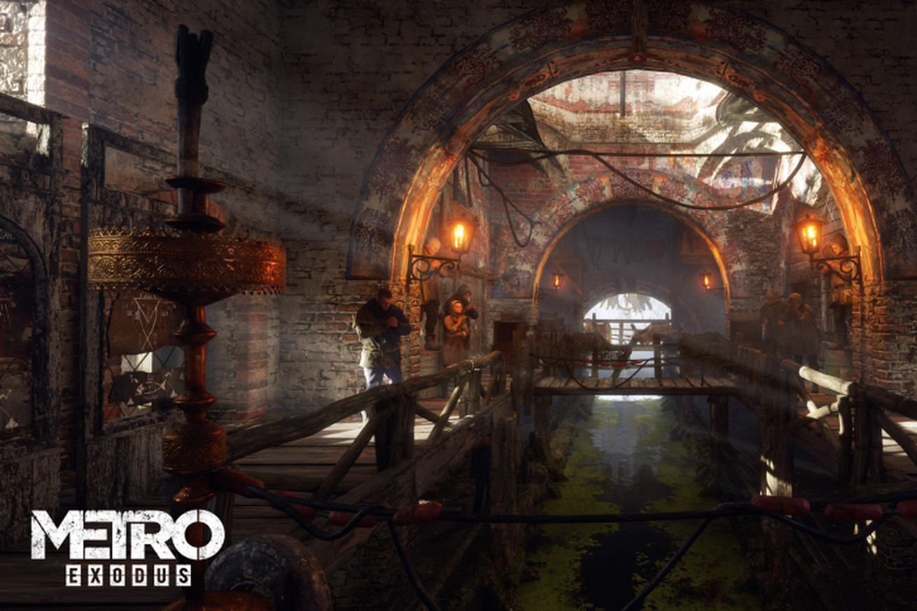 Metro Exodus is getting ray tracing on the PS5 and new Xbox consoles