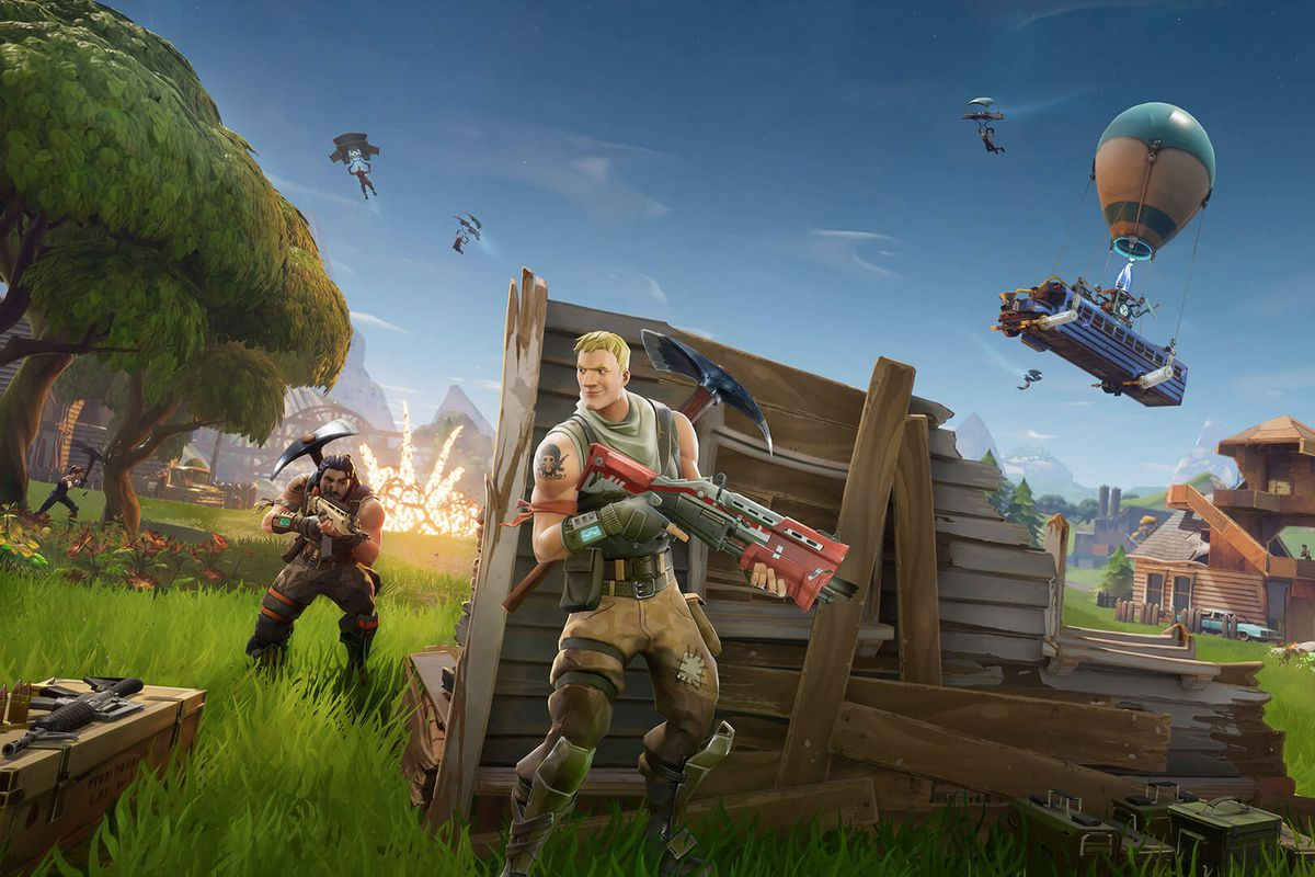 Fortnite S Battle Royale Spinoff Racks Up 1 Million