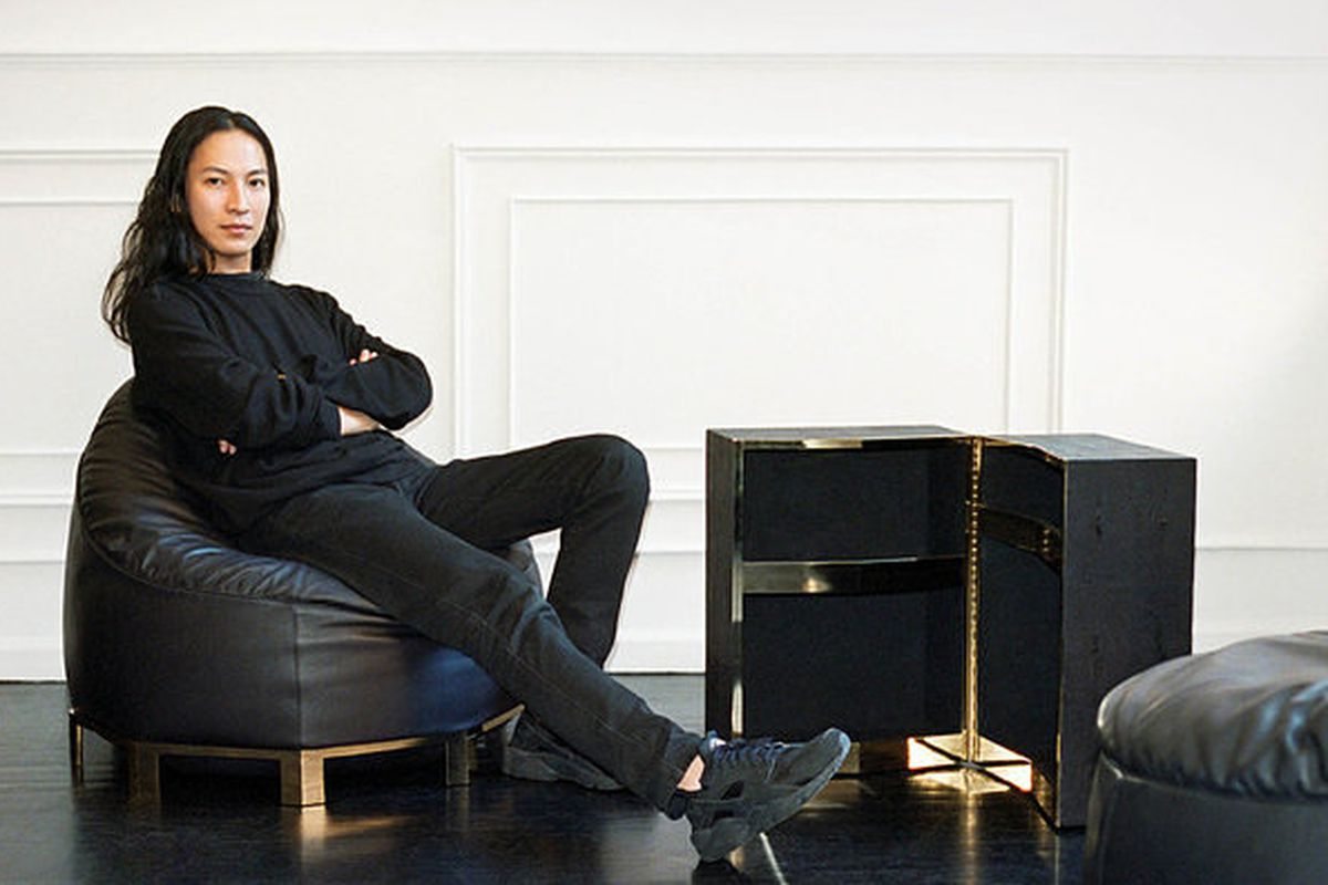 """Photo: Clement Pascal for <a href=""""http://www.wsj.com/articles/alexander-wang-debuts-a-furniture-collection-for-poltrona-frau-1421766770?tesla=y&amp;autologin=y"""">WSJ. Magazine</a>"""