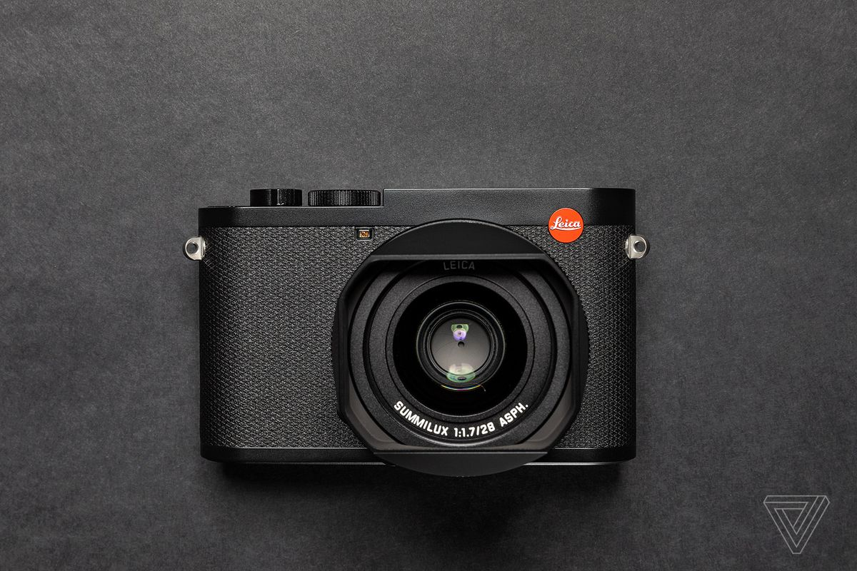Leica S New Q2 Has A 47 Megapixel Sensor The Verge