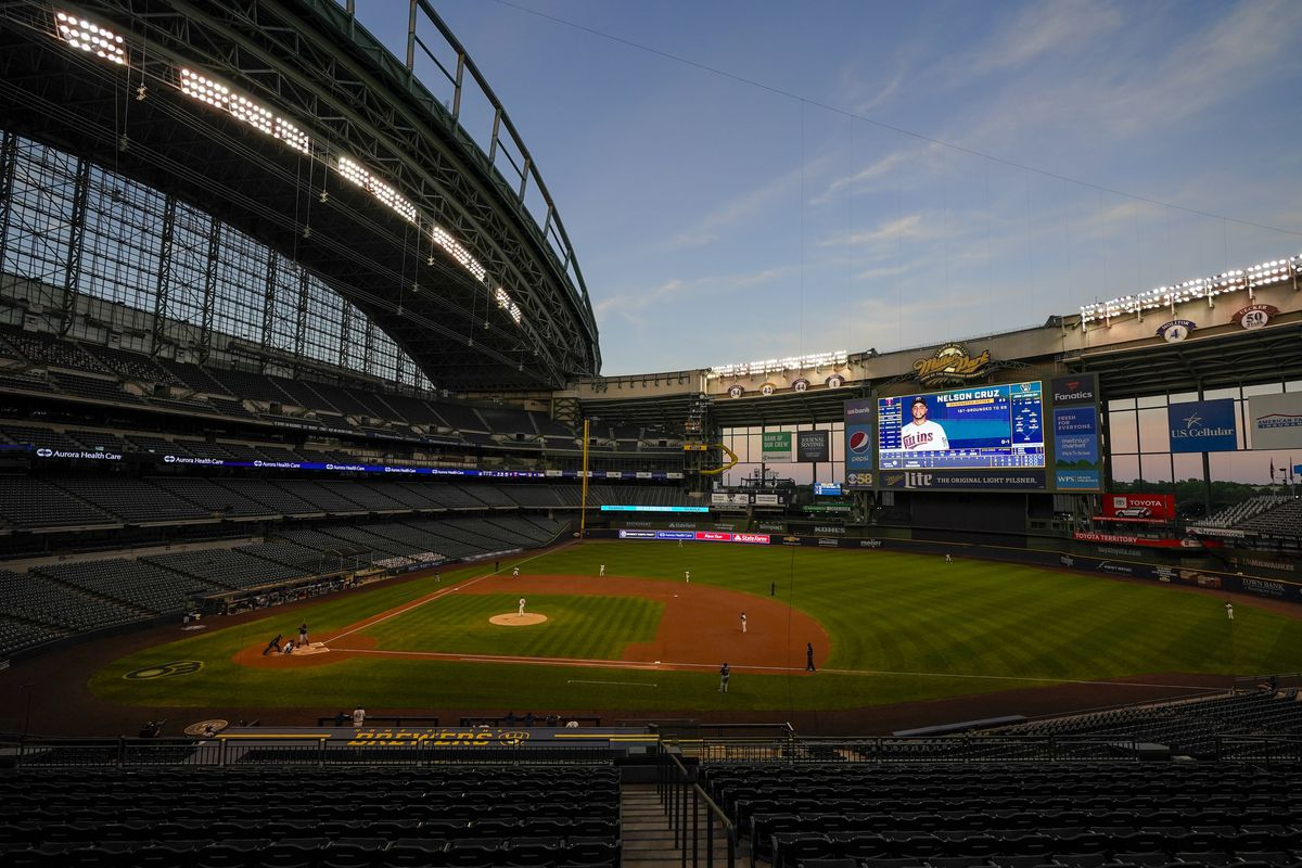 The Brewers and Reds won't play Wednesday's game at Miller Park to protest the shooting of Jacob Blake.