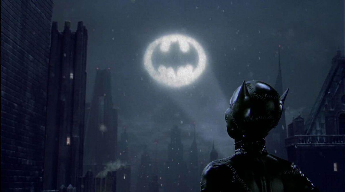 batman returns - final shot