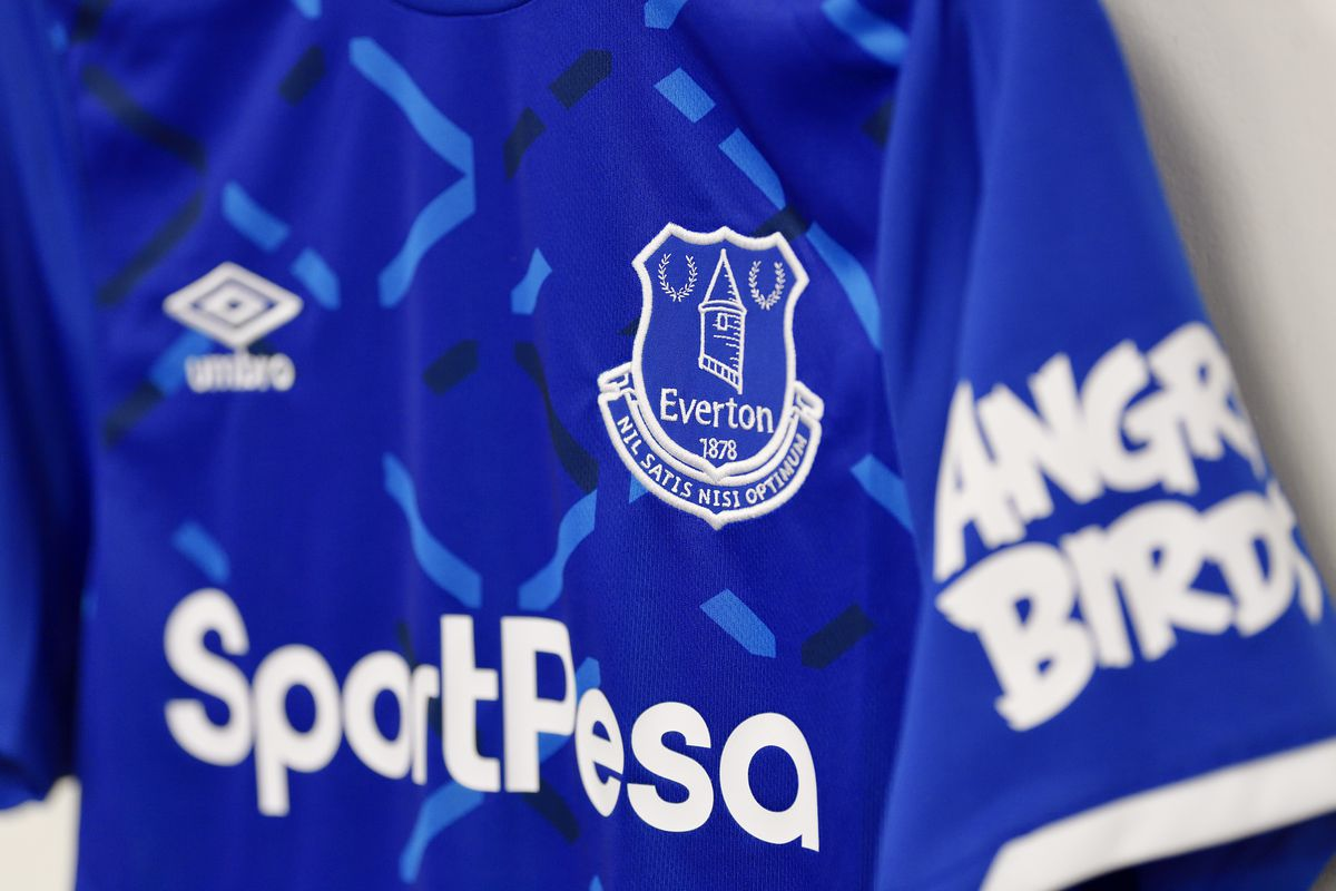 Everton Confirm 2019 20 Official Squad Numbers Royal Blue Mersey