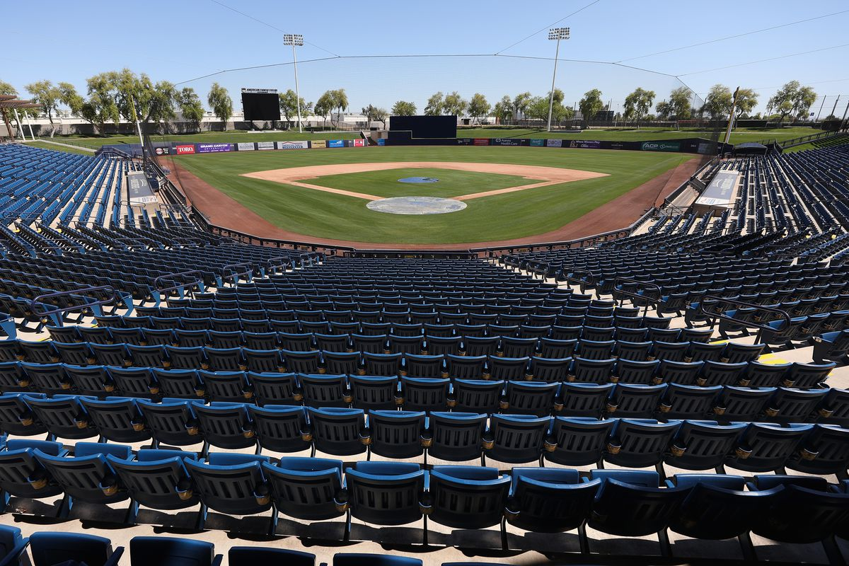 MLB Considers Arizona Minor League Stadiums For Possible 2020 Season