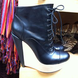 We love this boot by Kelsi Dagger that's going for 60% off $218.