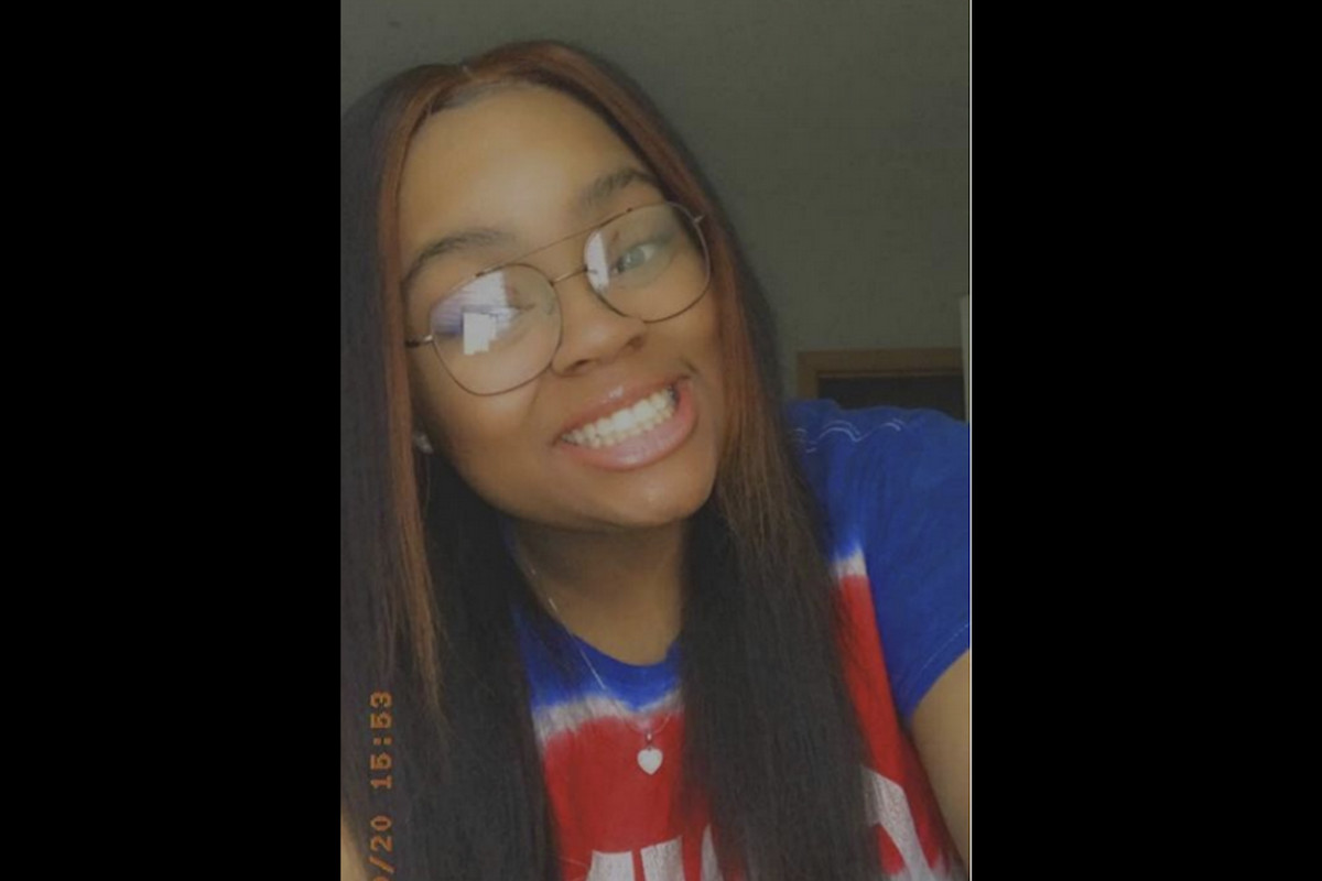 Zahria Smith was reported missing from the Near West Side