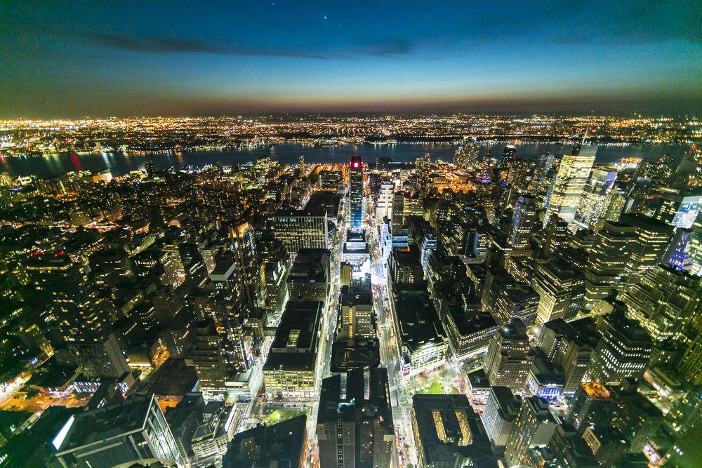 nyc grid