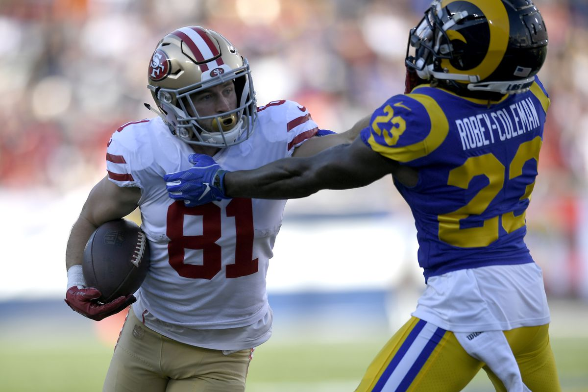 49ers Roster battles: Who wins the #4 wide receiver spot?