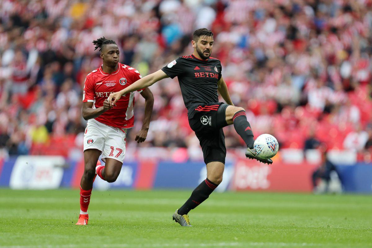 Charlton Athletic v Sunderland - Sky Bet League One Play-off Final
