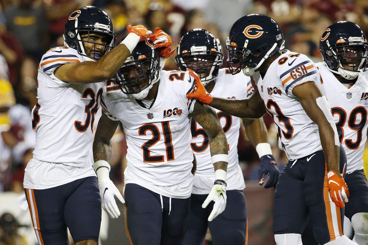 NFL: Chicago Bears at Washington Redskins