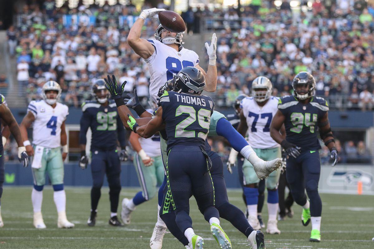 Dallas Cowboys vSeattle Seahawks