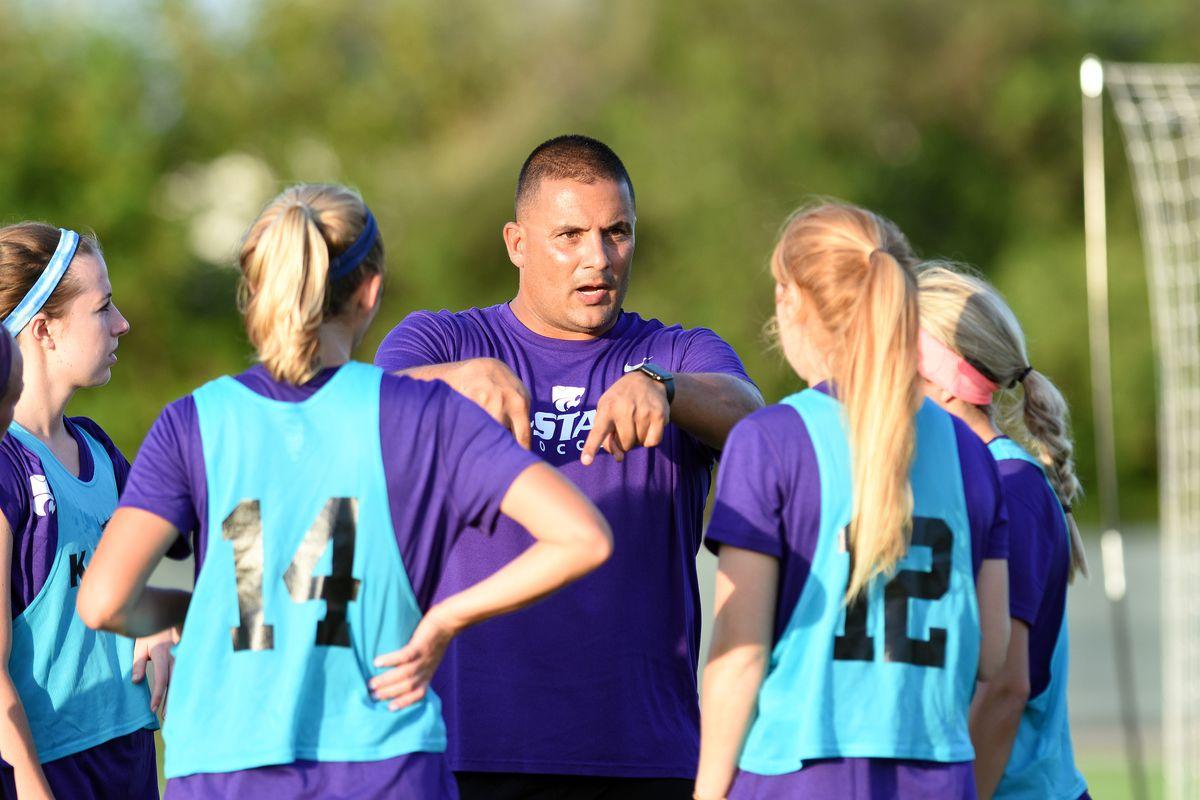 Coach Mike Dibbini