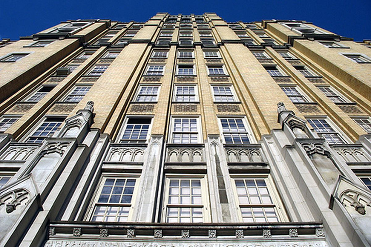 Brooklyn Technical is one of the city's prestigious specialized high schools.