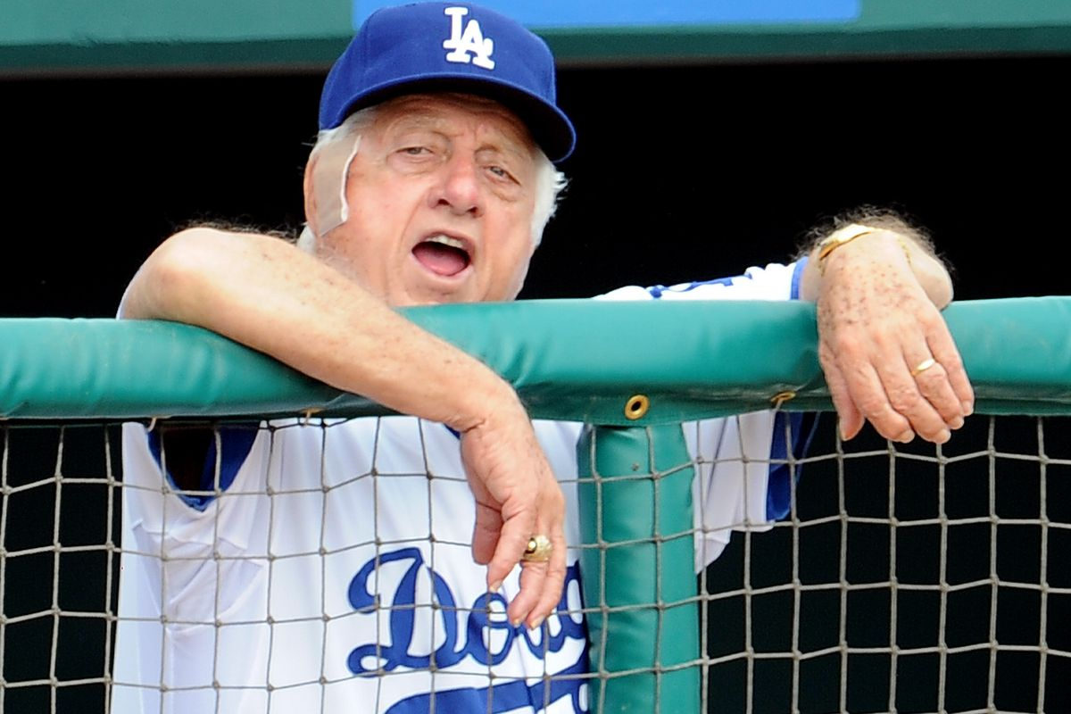 Hall of Fame and former Los Angeles Dodgers manager Tommy Lasorda passed away at the age of 93.