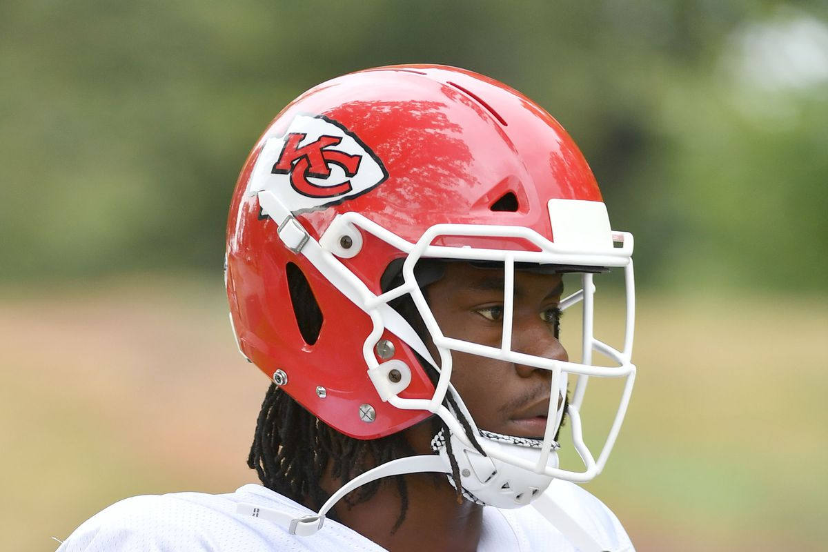 reputable site 52fad fa627 Chiefs cornerback D'Montre Wade may crack the 53-man roster ...