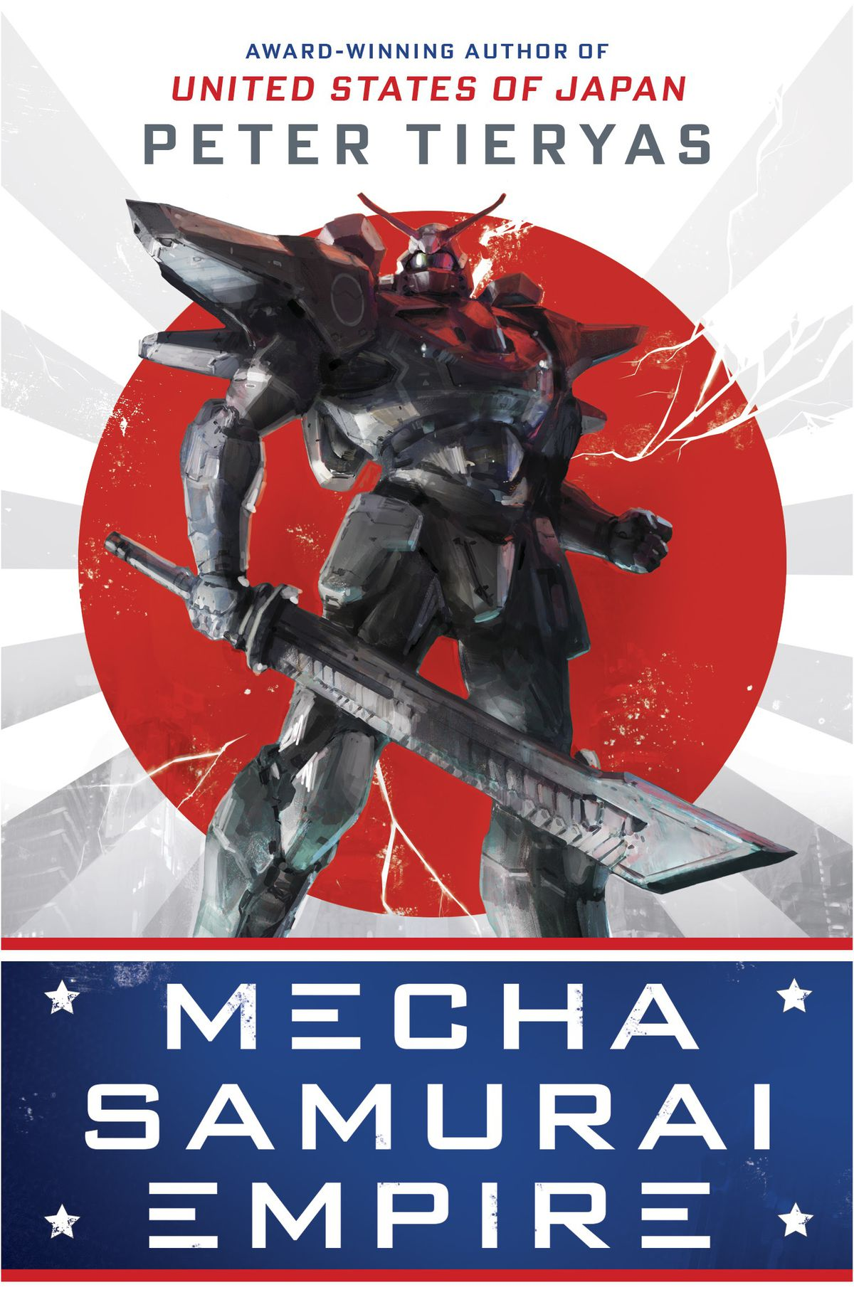 Mecha Samurai Empire i...