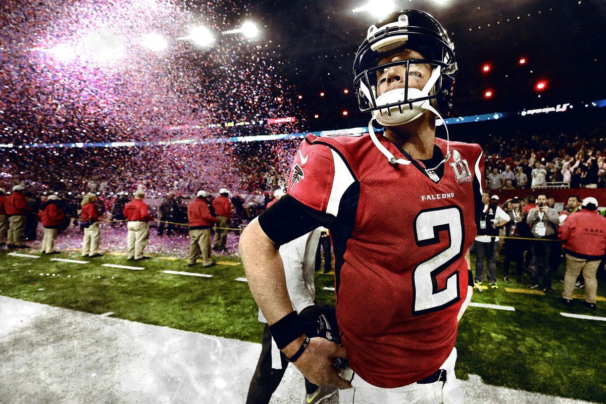 3fe0a67e1bb Super Bowl LI Recap  The Falcons  Collapse Didn t Happen All at Once ...