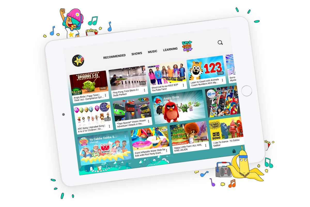 Learning videos emerge as key growth area for YouTube Kids