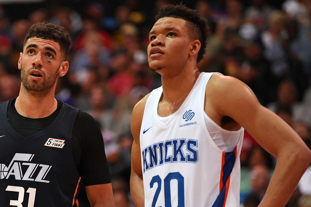 new product 1225a 8d035 NBA News: Breaking down Kevin Knox rookie contract with the ...