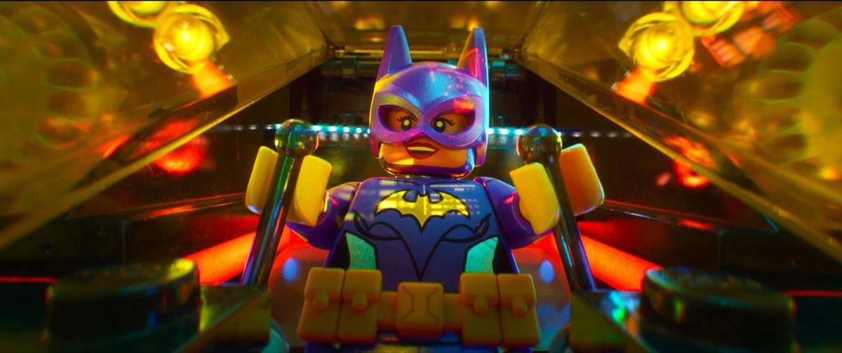Barbara Gordon (aka Batgirl), voiced by Rosario Dawson