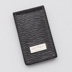 """<strong>Salvatore Ferragamo</strong> Revival Money Clip in Black, <a href=""""http://www1.bloomingdales.com/shop/product/salvatore-ferragamo-mens-revival-magnetic-money-clip?ID=139185&CategoryID=1000065#fn=spp%3D24%26ppp%3D96%26sp%3D1%26rid%3D108%26spc%3D181"""