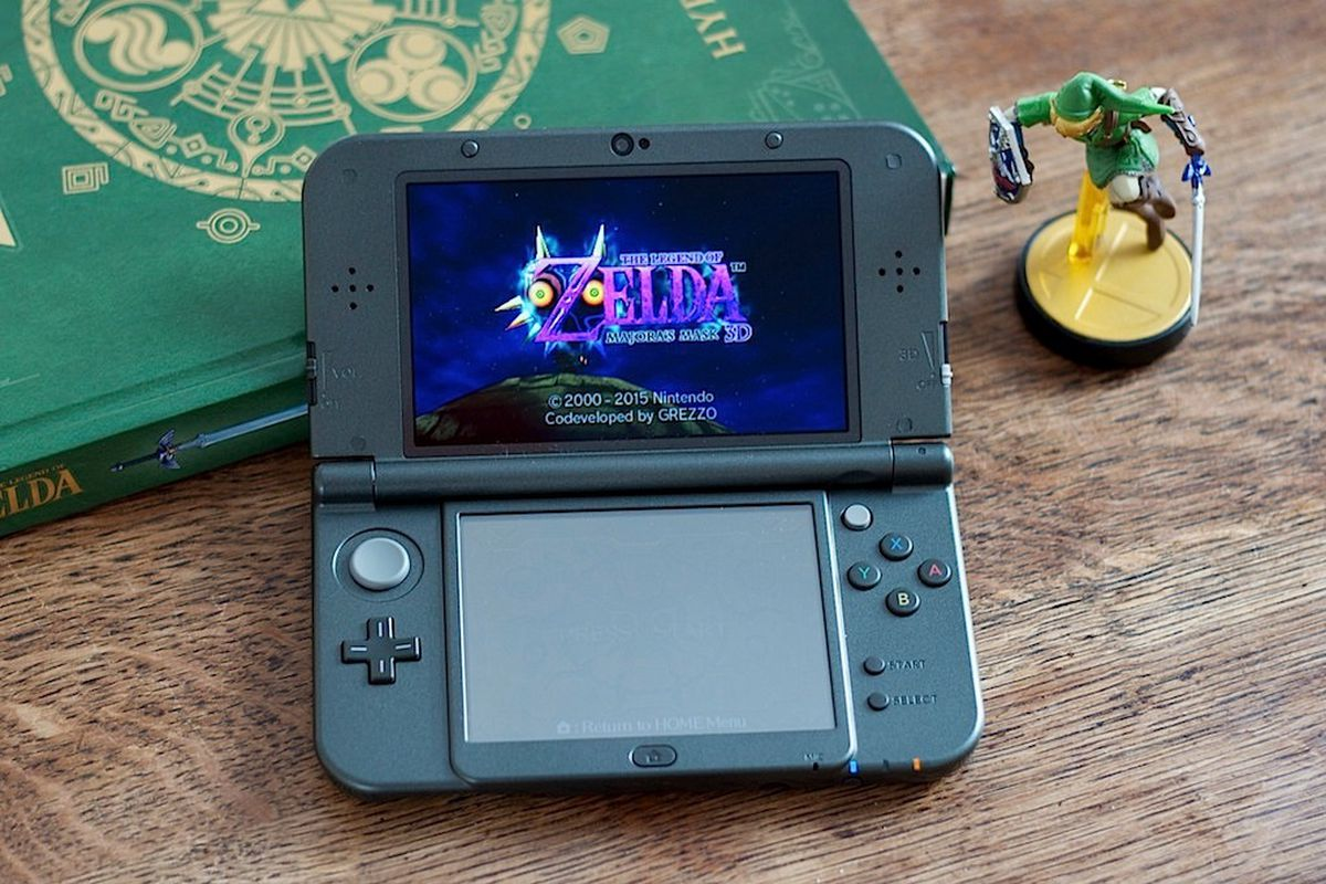3Ds Future Releases the legend of zelda: majora's mask is even better on the new