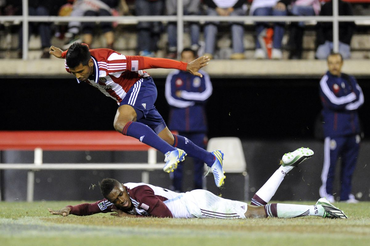 Will Chivas USA leap over the competition in 2013 with a new group?