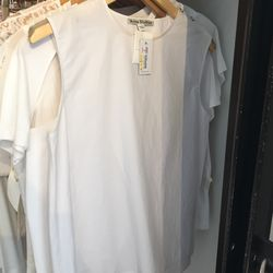 Acne Studios Clair blouse, $115 (from $230)