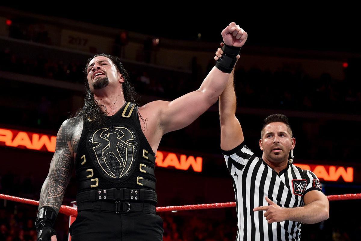 WWE Raw XXX video